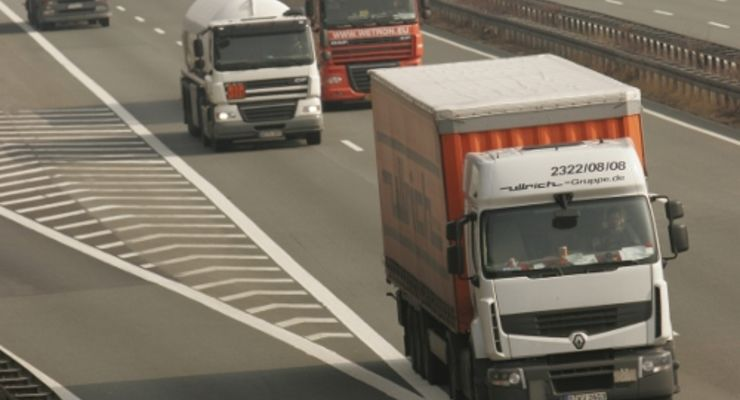 Leichter Anstieg der Transportpreise