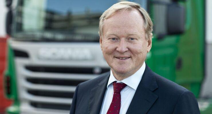 Leif Östling, Scania, VW, MAN
