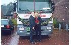 Leser und ihre Trucks, Jennifer & Sandro Bargholz