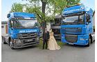 Leser und ihre Trucks, Katja & Martin Kolpak