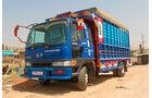 Lkw-Fahren im Libanon, Truck Power Speed