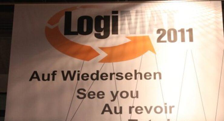 Logistik-Messe öffnet im Februar ihre Pforten