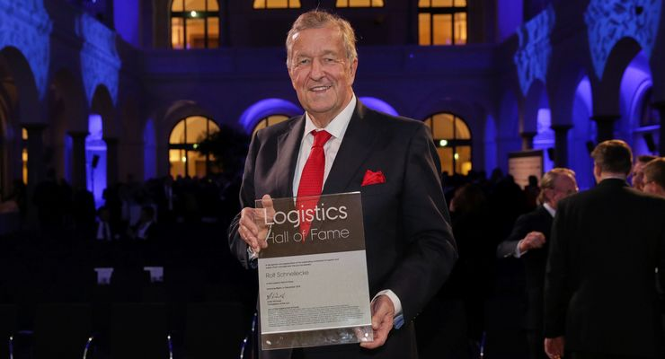 Logsitics Hall of Fame 2018: Prof. Rolf Schnellecke