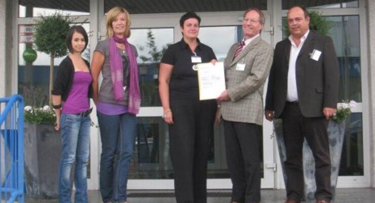 Logwin Air + Ocean erhält AEO-Zertifikat