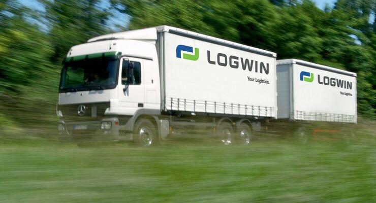 Logwin, Lkw