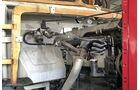 Luftwirbel: Eine Kühlspirale sorgt für wohltemperierte Luft aus dem Kompressor.