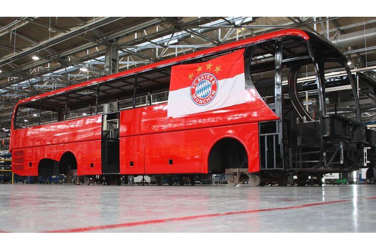 MAN Busproduktion Türkei