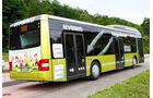 MAN Lion's City Hybrid, Hybridantrieb
