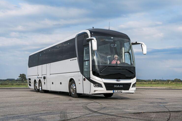 MAN Lion's Coach Modelljahr 2018 Reisebus Hochdecker