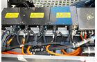 MAN TGS Metropolis, Drei 380-Volt-Ladegeräte