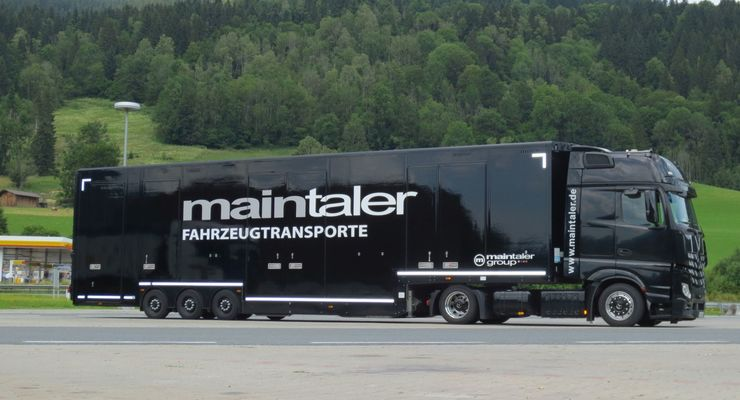 Maintaler Group, Lkw
