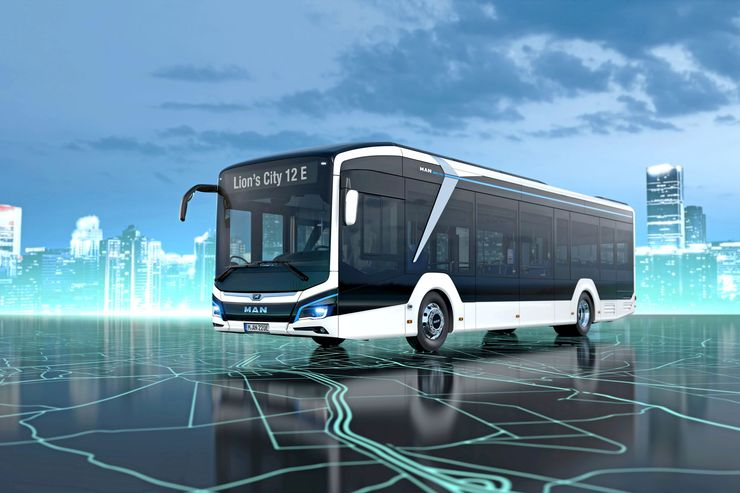 Man Lions City E Elektro-Bus