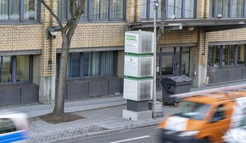 Mann + Hummel Filter Cube III  Feinstaubfresser, Verkehr