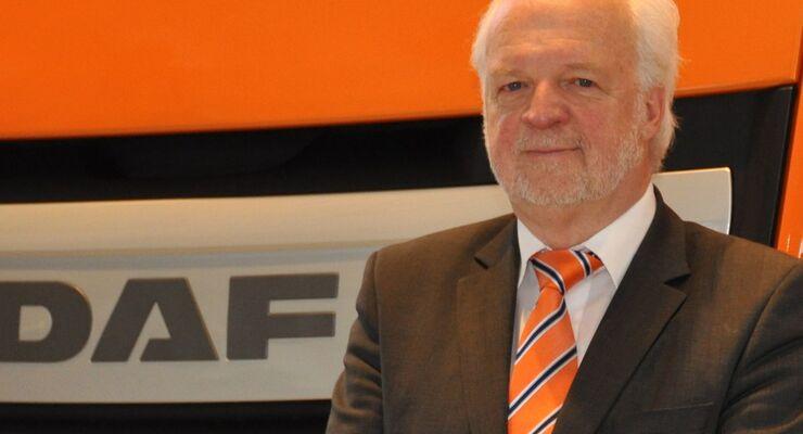 Marcel de Vries, DAF Trucks