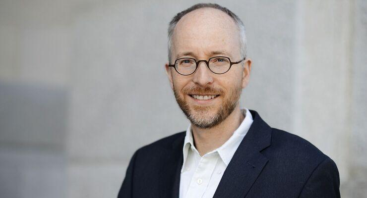 Matthias Gastel, bahnpolitischer Sprecher der Grünen-Bundestagsfraktion