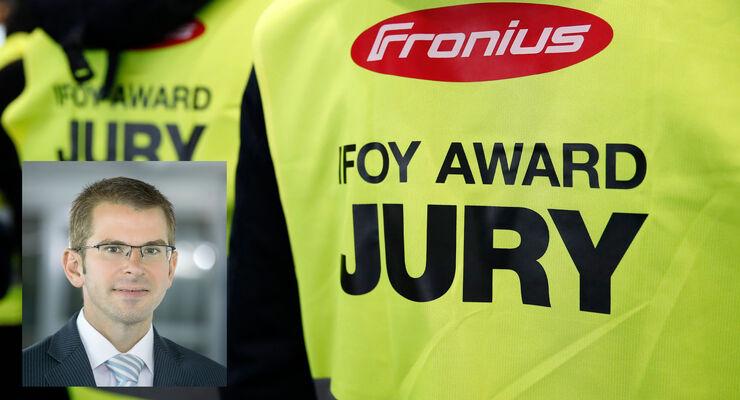Matthias Rathmann, Chefredakteur von trans aktuell, ist zum neuen Mitglied in der Jury des IFOY Award gewählt worden.