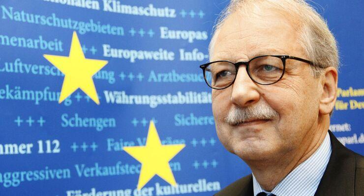 Matthias Ruete, Dr. Generaldirektor für Mobilität und Verkehr, EU