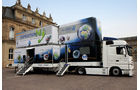 Mercedes Actros, Expedition, Banden Württemberg Stiftung, Energie Umwelt