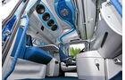 Mercedes-Benz Actros, Beifahrersessel