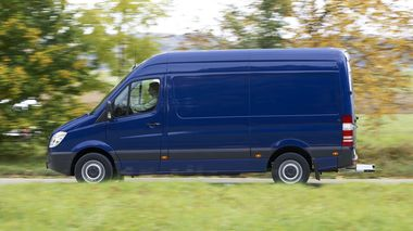 Mercedes Benz Sprinter 316 NGT