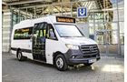 Mercedes-Benz Sprinter City 45 und Sprinter Transfer 45