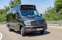 Mercedes-Benz Sprinter Mobility