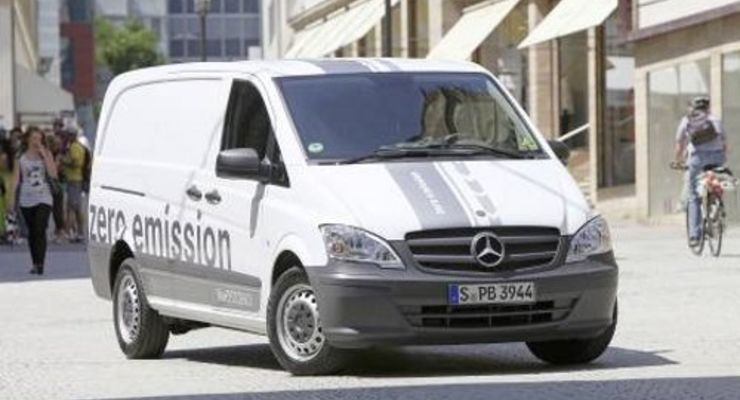 Mercedes-Benz Vito im Praxistest