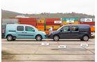 Mercedes Citan 108 CDI, Gegenüberstellung, Renault Kangoo