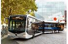 Mercedes Citaro, Capacity, Metrobus-Design