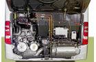 Mercedes Citaro Euro 6, Abgasanlage