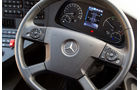 Mercedes Travego Edition 1, Instrumente