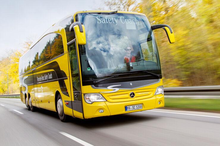 Mercedes Travego Edition 1, Safety Coach