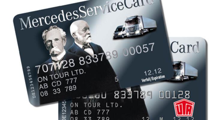 MercedesServiceCard