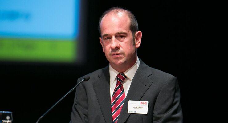 Michael Lohmeier, Vice President, Deutsche Post DHL, Zukunftskongress, 2013