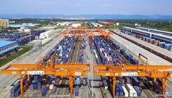 Mosolf, Mosolf-Gruppe, Belt and Road Initiative, 4PL, 4PL-Konzept, asiatische Automobilhersteller, Bahn, Bahnverbindung, neuen Seidenstraße