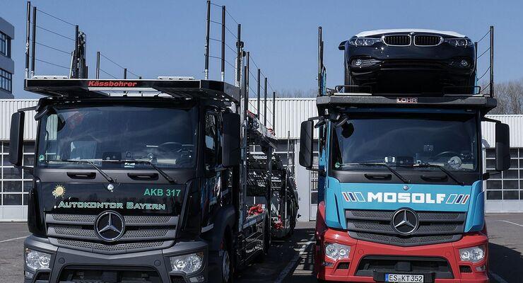 Mosolf kauft Autokontor Bayern
