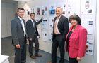 Nachhaltigkeit, Kooperation 24 Plus, Isabella Kirschbaum von Transco und Matthias Schork von Wüst