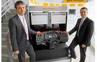 Neue Buscockpits von Continental, Cockpit, Manager, Kliewer, Tedesco