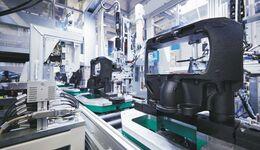 Neue Montagelinie für die BPW Trailerscheibenbremse ECO Disc TS2