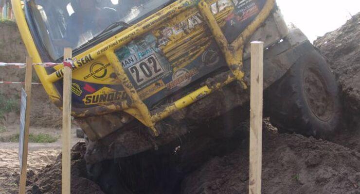 Neue Truck Trial Regeln