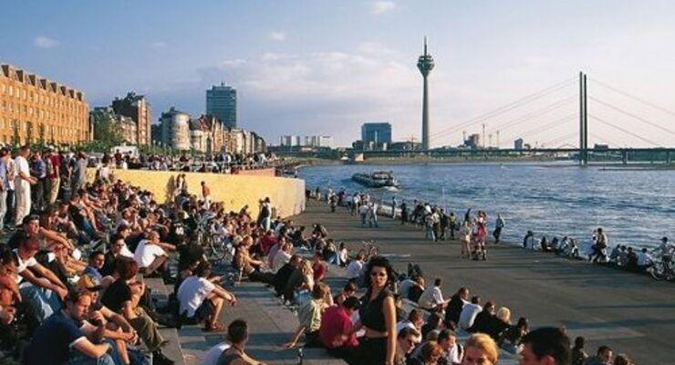 Neue Umweltzonen in Düsseldorf und Wuppertal