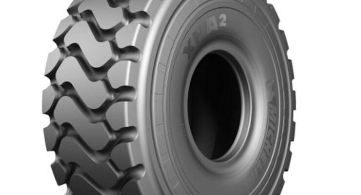 Neuer EM-Reifen von Michelin