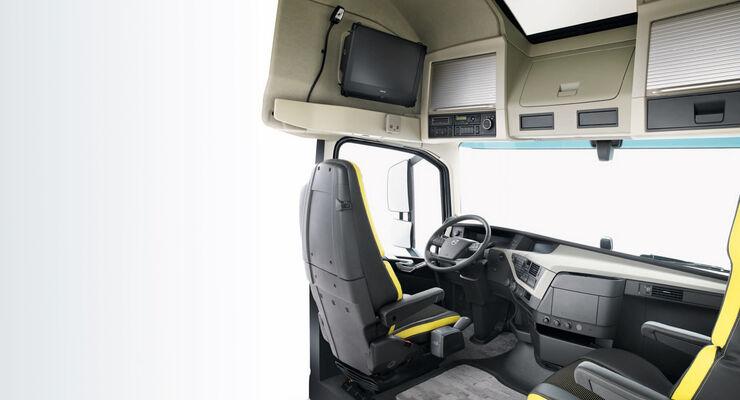 Neuer Volvo FH – Kabine