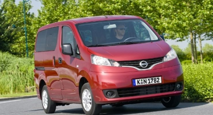 Nissan drängt in Nutzfahrzeugmarkt
