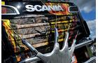 Nordic Trophy Schweden, Truck: Scania R 560, Kühlergrill
