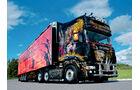 Nordic Trophy Schweden, Truck: Scania R 560