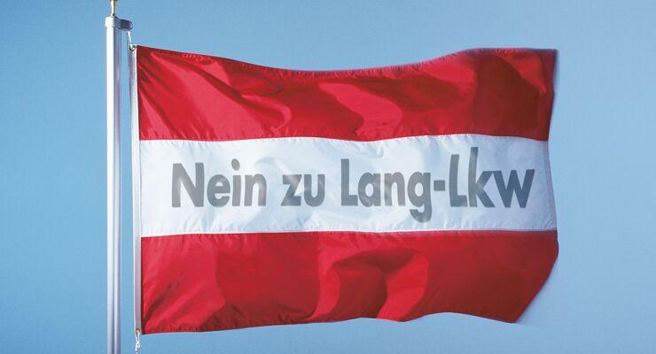 Österreich, Flagge