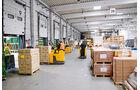 Oetjen Logistik, Lagerumschlag