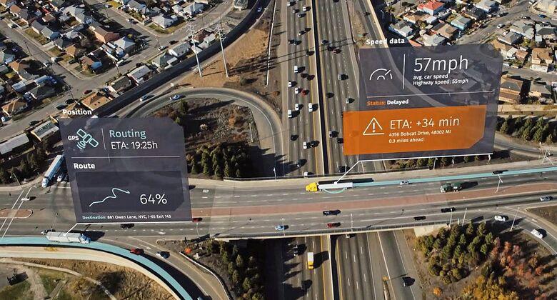 Outdoor Tracking von Here Technologies