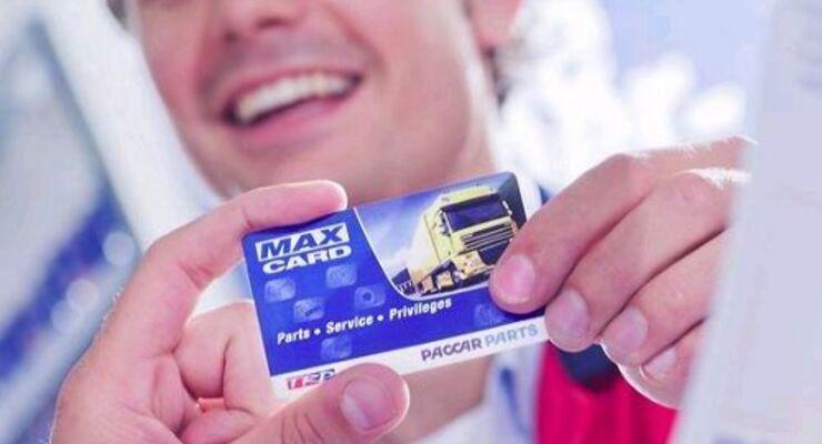 Paccar Parts stellt Service-Karte vor